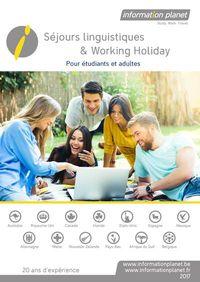 brochure pour étudiants et adultes