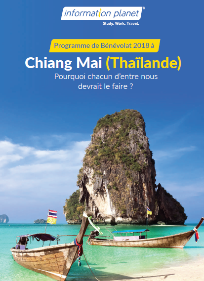 Thailande miniature brochure