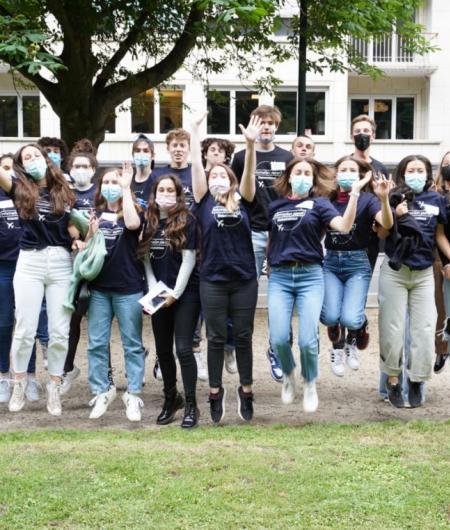 etudiants 21 22 Highschool