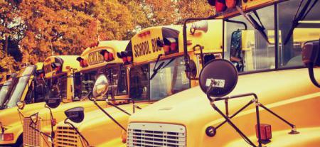 Bus scolaire américains - Information Planet