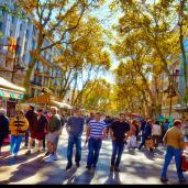 Pars en séjour linguistique à Barcelone