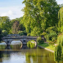 Cambridge destination-Information Planet