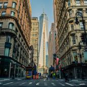 Pars étudier à New-York