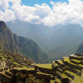 Machu picchu- Information Planet