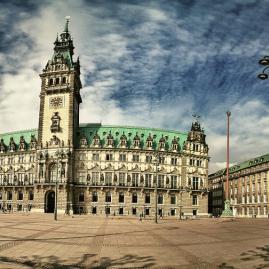 Pars en séjour linguisque à Hambourg
