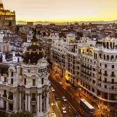 Pars en séjour linguistique à Madrid