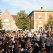 Etudie au Danemark