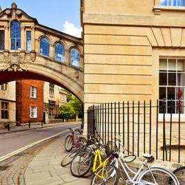 Oxford destination - Information Planet