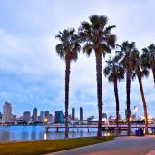 Pars étudier à San Diego