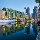 Pars étudier à Toronto